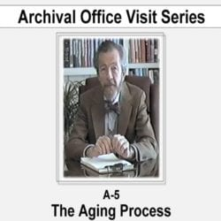 The Aging Process cd