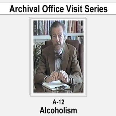 Alcoholism dvd