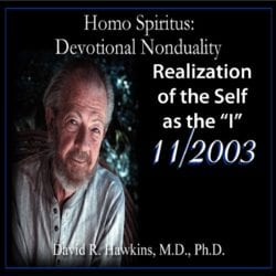 Realization of the Self as the 'I' Nov 2003 cd