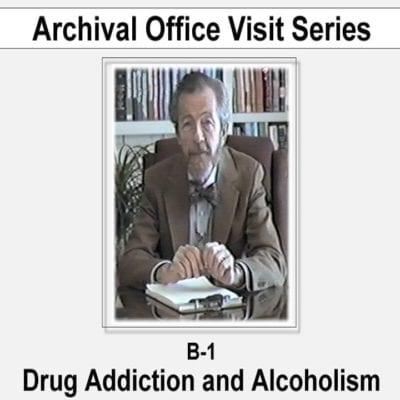 Drug Addiction and Alcoholism dvd