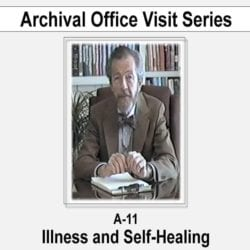 Illness and Self-Healing cd