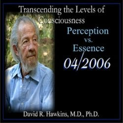 Perception vs. Essence April 2006 dvd set