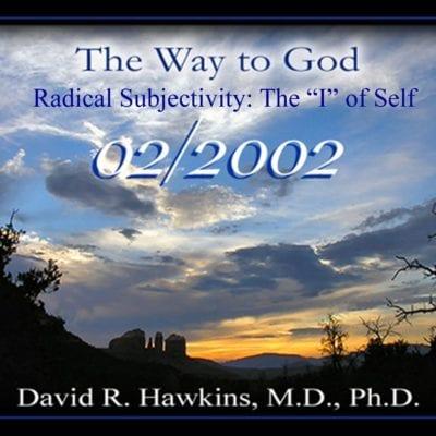 Radical Subjectivity: The 'I' of Self Feb 2002 cd