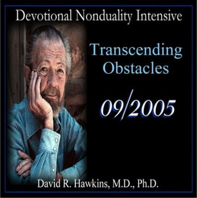 Transcending Obstacles Sept 2005