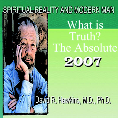What is Truth? The Absolute July 2007 cd