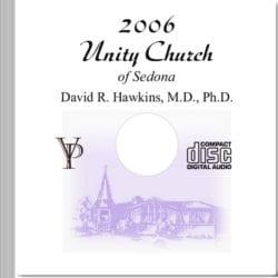 Unity Church of Sedona June 2006 cd