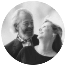 Dr. Hawkins and wife Susan